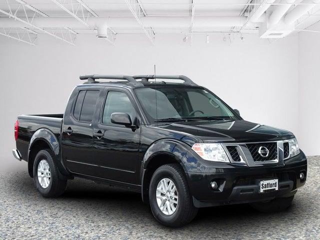 2015 Nissan Frontier SV Crew Cab 4WD