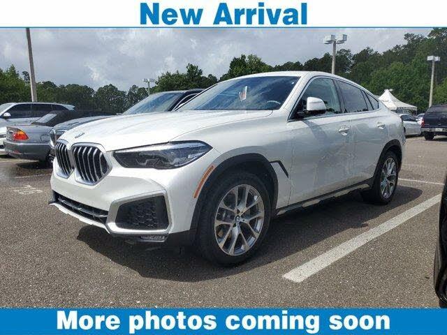 2020 BMW X6 sDrive40i RWD