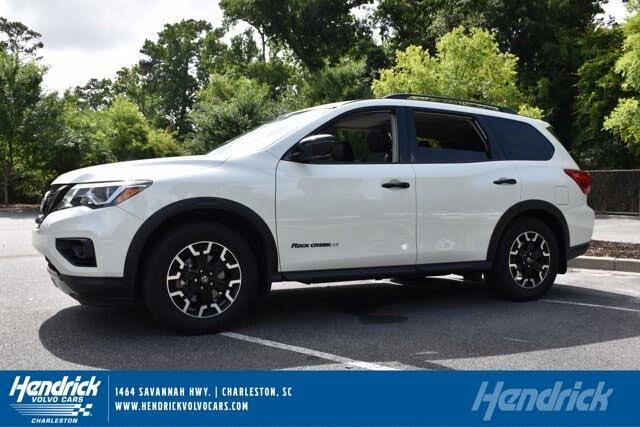 2019 Nissan Pathfinder SL FWD