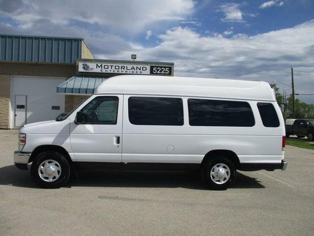 2011 Ford E-Series E-350 XL Super Duty Extended Passenger Van
