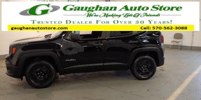 2015 Jeep Renegade Sport 4WD