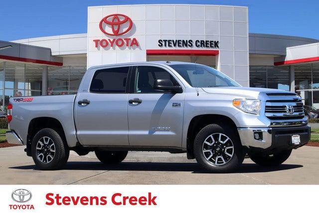 2016 Toyota Tundra SR5 CrewMax 5.7L 4WD