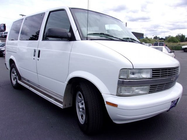 2003 Chevrolet Astro Extended RWD