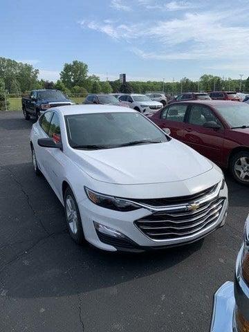 2019 Chevrolet Malibu LS FWD