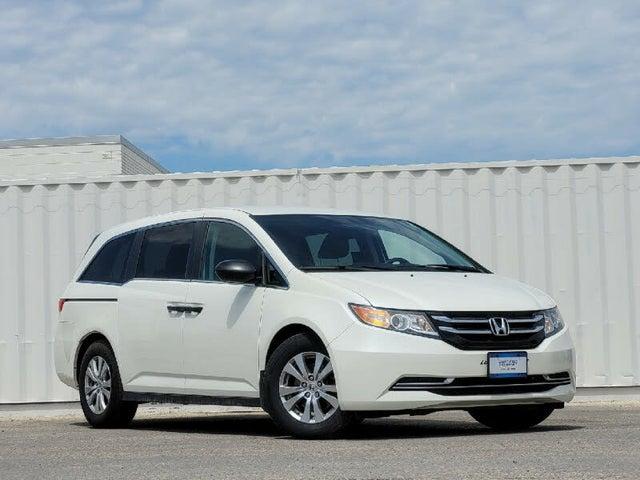 2017 Honda Odyssey SE FWD