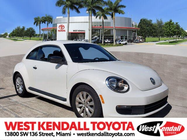 2014 Volkswagen Beetle 2.5L Entry