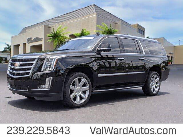 2018 Cadillac Escalade ESV Luxury RWD