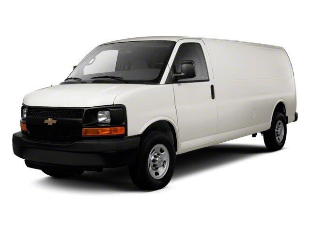 2010 Chevrolet Express Cargo 1500 RWD with Upfitter
