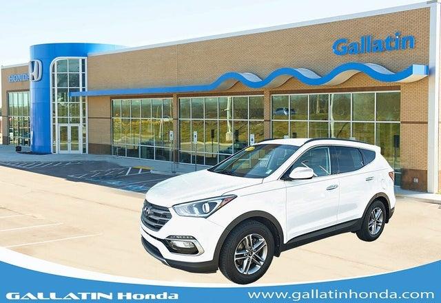 2017 Hyundai Santa Fe SE Ultimate FWD