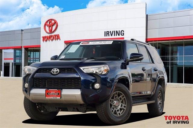 2019 Toyota 4Runner TRD Off-Road Premium 4WD