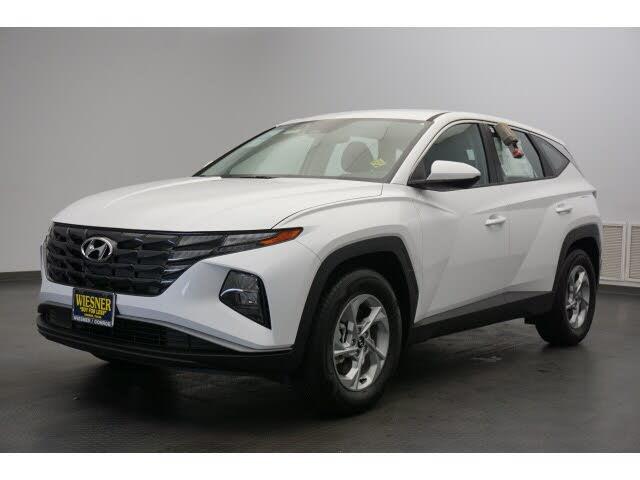 2022 Hyundai Tucson SE FWD