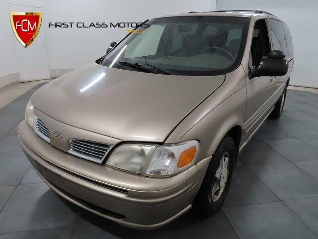1999 Oldsmobile Silhouette 4 Dr Premiere Passenger Van Extended