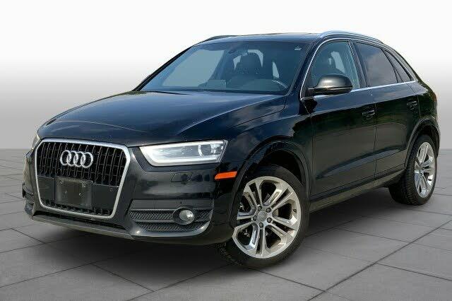 2015 Audi Q3 2.0T Prestige FWD