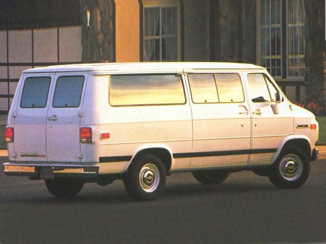 1993 Chevrolet Chevy Van G20 RWD