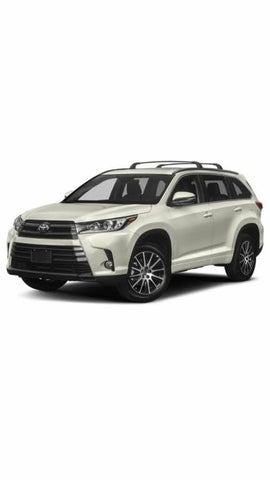 2019 Toyota Highlander SE AWD