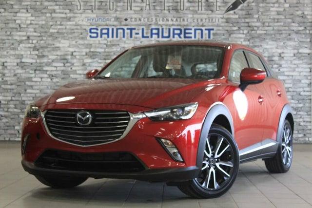 2018 Mazda CX-3 GT AWD