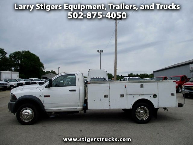 2011 RAM 4500 Chassis ST Regular Cab 192.5 in. 4WD DRW