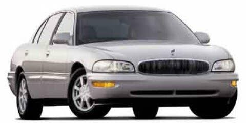 2002 Buick Park Avenue FWD