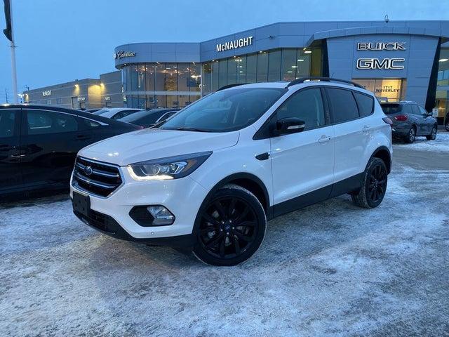 2019 Ford Escape Titanium AWD