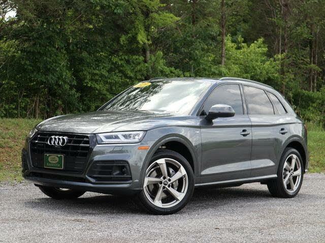 2020 Audi Q5 2.0T quattro Titanium Prestige AWD