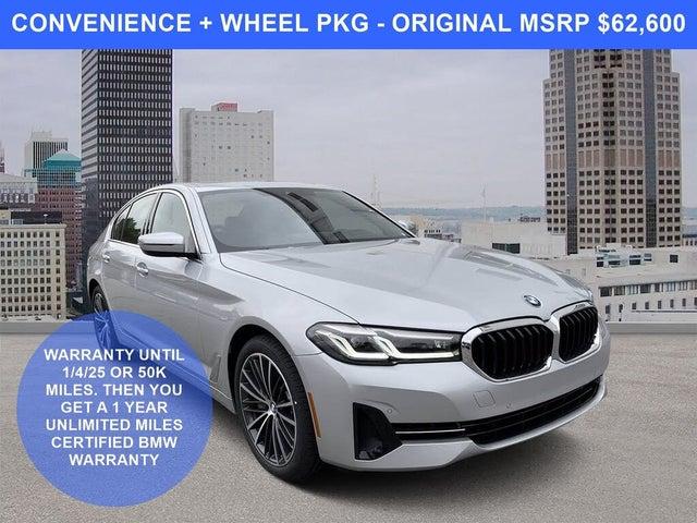 2021 BMW 5 Series 540i RWD
