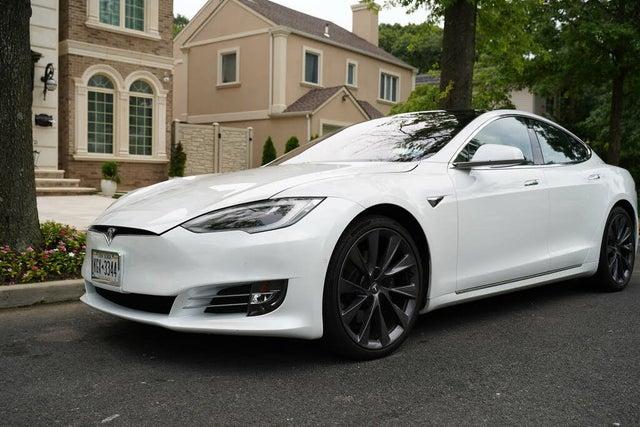 2021 Tesla Model S Long Range Plus AWD