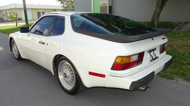 1985 Porsche 944 STD Hatchback