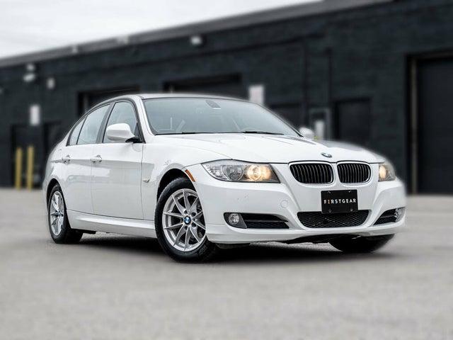 2010 BMW 3 Series 323i Sedan RWD