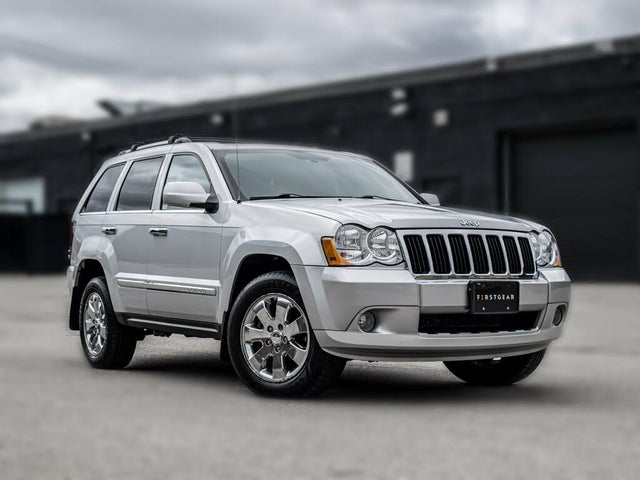 2010 Jeep Grand Cherokee Limited S 4WD