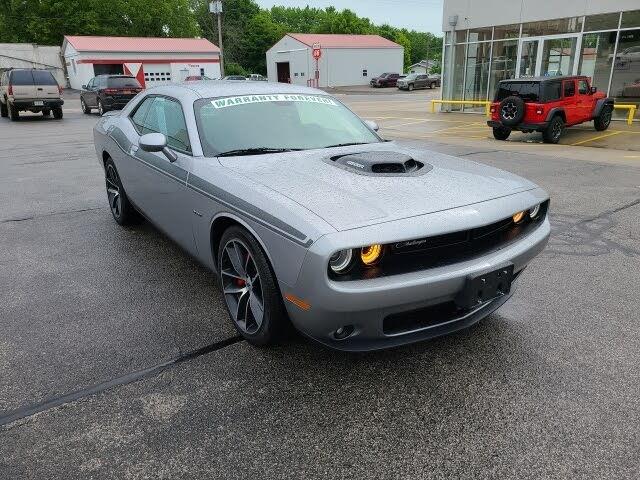 2018 Dodge Challenger R/T Plus Shaker RWD