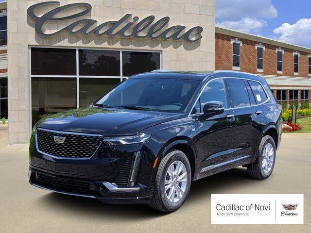 2021 Cadillac XT6 Luxury AWD