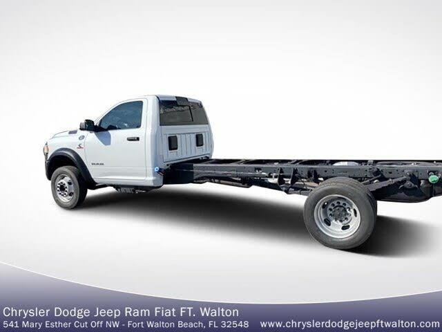 2020 RAM 5500 Chassis Tradesman LB DRW RWD