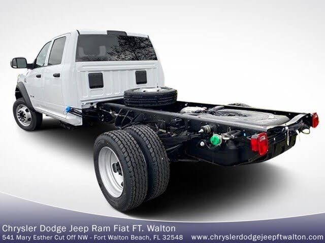 2020 RAM 5500 Chassis Tradesman Crew Cab DRW 4WD