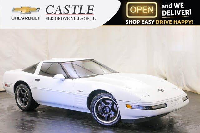 1991 Chevrolet Corvette ZR1 Coupe RWD