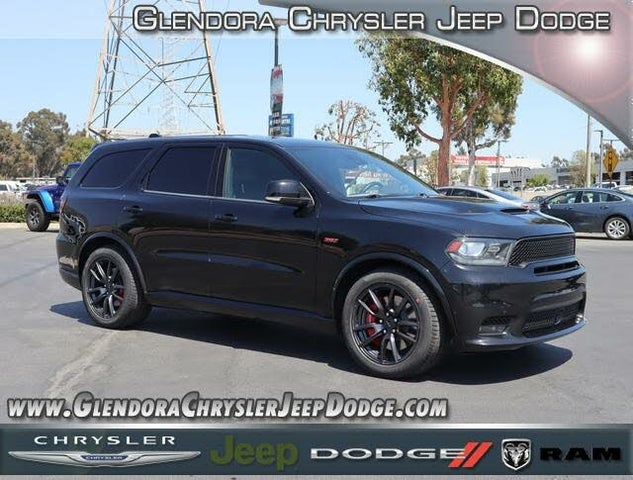 dodge durango srt for sale california Dodge Durango SRT AWD for Sale in Los Angeles, CA - CarGurus