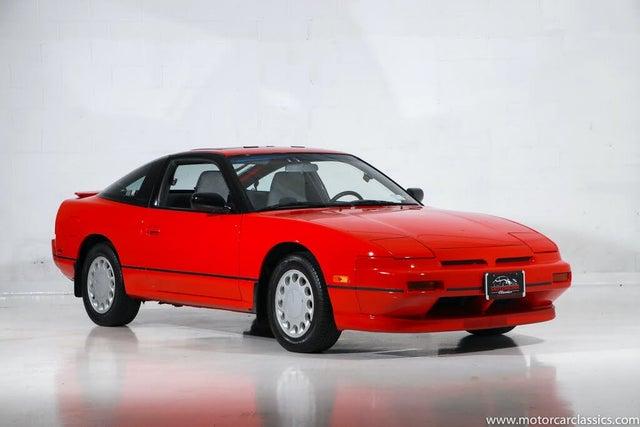 1990 Nissan 240SX 2 Dr SE Hatchback