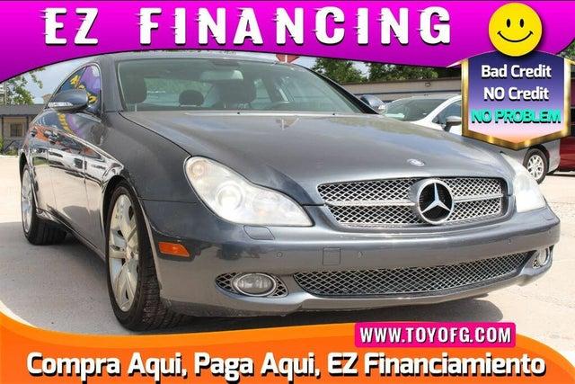 2009 Mercedes-Benz CLS-Class CLS 550