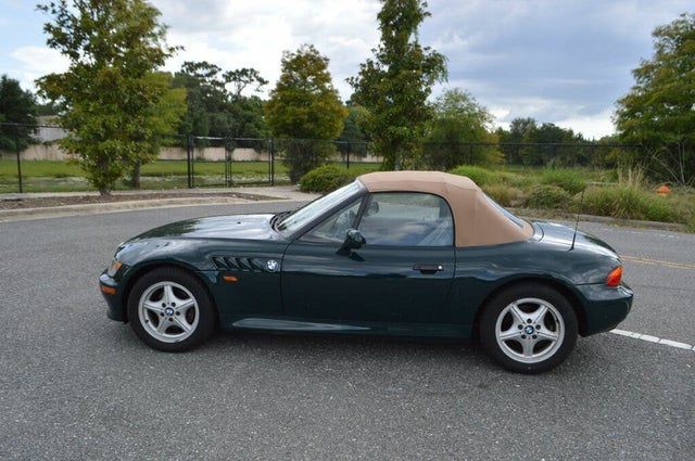 1997 BMW Z3 1.9 Roadster RWD