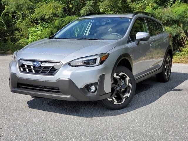 Used 2021 Subaru Crosstrek Limited Awd For Sale With Photos Cargurus