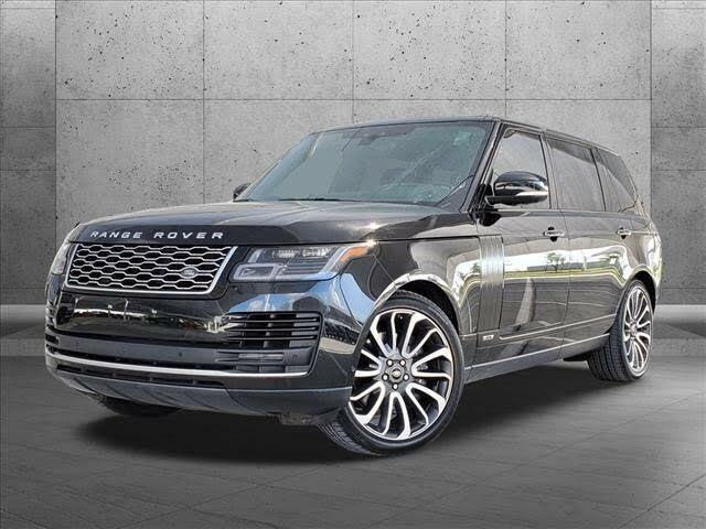 2019 Land Rover Range Rover V8 Autobiography LWB 4WD