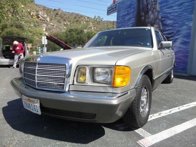 1985 Mercedes-Benz 300-Class 300SD Turbodiesel Sedan