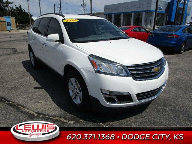 2014 Chevrolet Traverse 2LT FWD