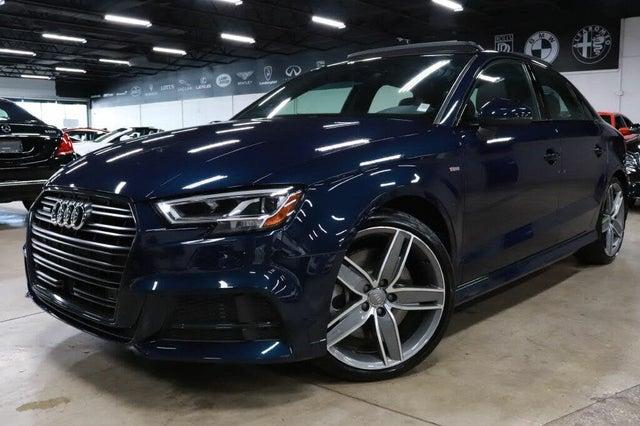 2020 Audi A3 2.0T quattro Sport Premium Plus S Sedan AWD