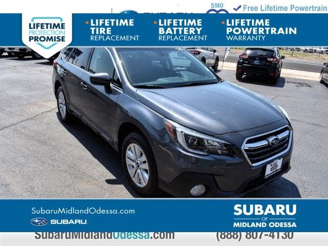 2019 Subaru Outback 2.5i Premium AWD