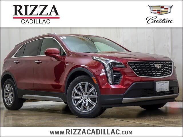 2019 Cadillac XT4 Premium Luxury FWD