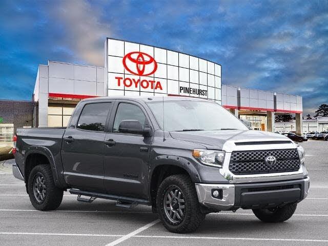2019 Toyota Tundra SR5 CrewMax 5.7L
