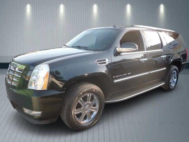 2009 Cadillac Escalade ESV 4WD