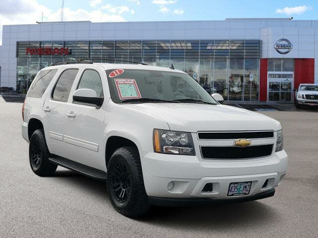 2011 Chevrolet Tahoe LS RWD