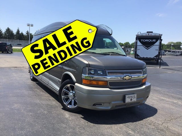 2013 Chevrolet Express Cargo 2500 Extended RWD with Upfitter