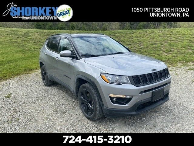 2018 Jeep Compass Altitude 4WD